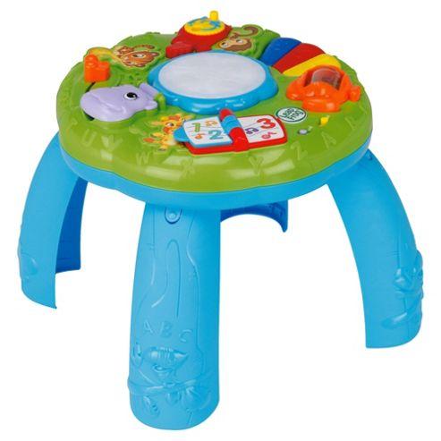 Leapfrog animal adventure learning table - Leapfrog table d eveil musical des animaux ...