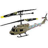 Bladez Mini Remote Control 2 Channel Helicopter - Khaki