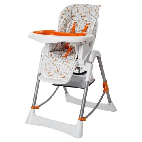 Red Kite Feed Me Ultimo Highchair, Hello Ernest