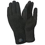 Dexshell Waterproof Cut Resistant Toughshield Coolmax Gloves (touch Screen) Medium - Large - Black