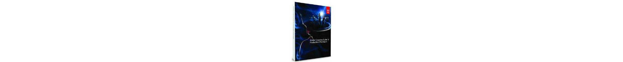 ADOBE - BOXED PRODUCTS - PRODUCTION PREM CS6 - V6 MAC EN