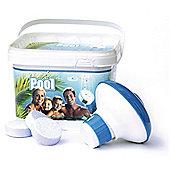 AquaFinesse Pool- 40 Large Tablet Pack (For 60,000 Litre Pools)