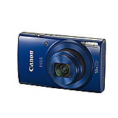 Canon IXUS 180 (20MP) Digital Camera Kit 10x Optical Zoom (Blue)
