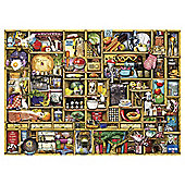 Ravensburger The Curious Cupboard The Kitchen Cupboard Jigsaw Puzzle