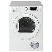 Hotpoint SUTCD 97B 6PM  Condenser Freestanding Tumble Dryer 90 Kg B Energy Rating White
