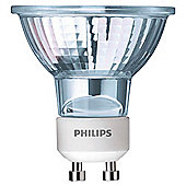 Philips Hal-Twist Halogen GU10 35 W Spotlight Warm White Light Bulb