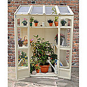 Timberdale Victorian Tall Wall Greenhouse