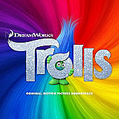 Trolls: Original Soundtrack CD