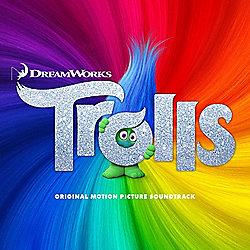 Various Artist Trolls: OST CD