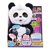 Animal Babies Nursery Crunchy Munchy Baby Panda