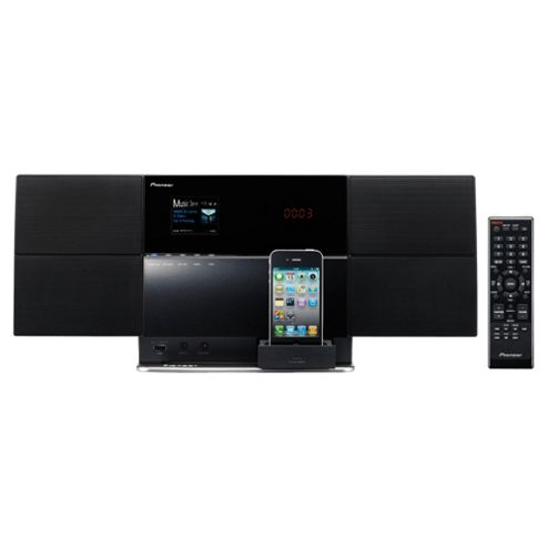 Pioneer X-SMC3 Slim Wireless MicroSystem with Airplay