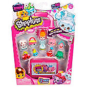 Shopkins Season 4 Toy Figure (12 Pack)