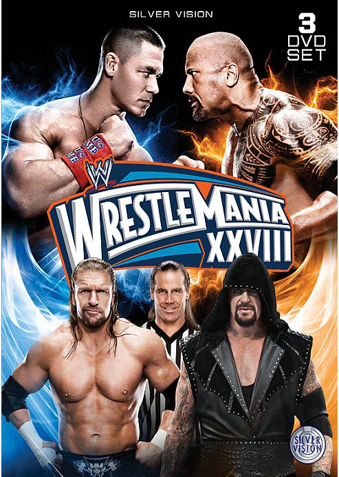 Wwe Wrestlemania 28 (DVD)