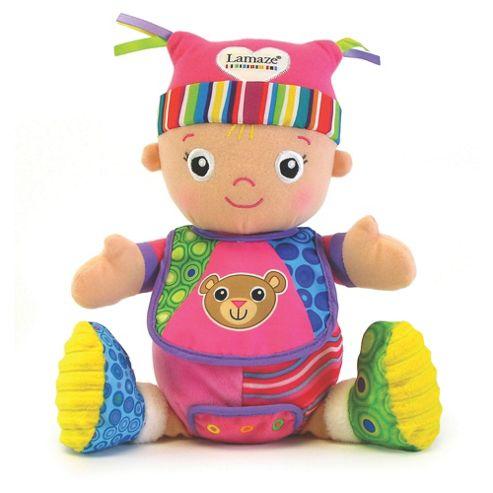 Lamaze Baby's 1st Doll