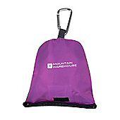 Mountain Warehouse Clip Travel Towel - Medium - 70 x 50cm