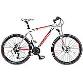"2014 Whistle Miwok 1489D 18"" Mens' 27-Speed Mountain Bike"