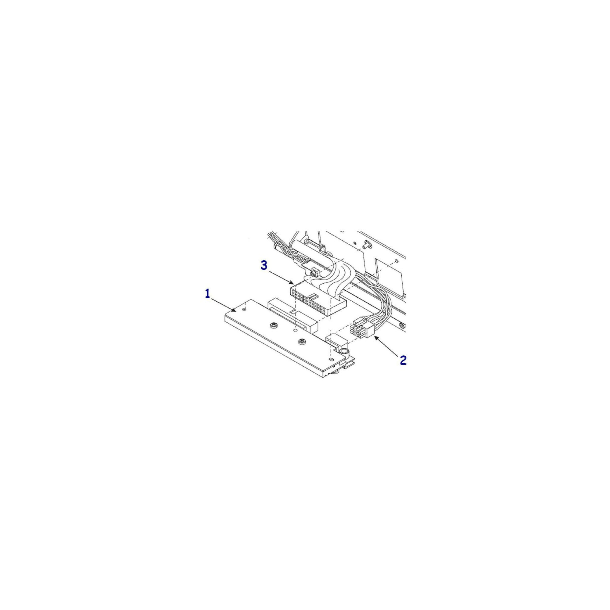 Zebra Printhead 203dpi 8 dot for 140 Xi/XiII at Tesco Direct