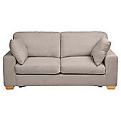 Whitstable Tweed Sofa Bed, Pebble