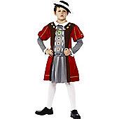 Horrible Histories Henry VIII - Child Costume 10-12 years