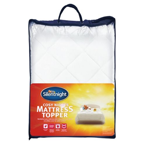 Silentnight Cosy Nights Mattress Topper Double