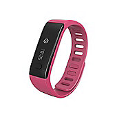 MyKronoz ZeFit Bluetooth Activity Tracker Smart Watch (Pink)