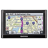 "Garmin nuvi 55 LM Sat Nav,  5"" LCD Touch Screen, UK/Ireland Lifetime Map Updates"