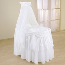 Leipold Windsor Full Length Drape Crib