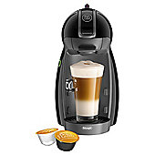 NESCAFE Dolce Gusto Piccolo Manual Coffee Machine by DeLonghi, Black