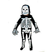Skeleton 3D - Child Costume 3-5 years