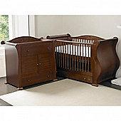 Tutti Bambini Marie 2 Piece Room Set - Walnut