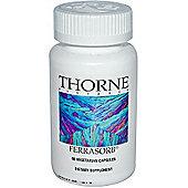 Thorne Research Ferrasorb 60 Veg Capsules