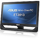 Asus ET2013IGTI (20 inch) All-in-One PC Intel Pentium (G2030T) 2.6GHz 4GB 500GB Windows 7 HP (AMD Radeon HD7470M)