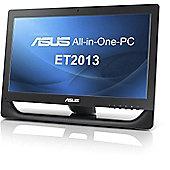 Asus ET2013IGTI (20 inch) All-in-One PC Intel Pentium (G2030T) 2.6GHz 4GB 500GB Windows 7 HP (AMD Radeon HD7470M)