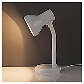 Tesco Lighting Chloe Desk Lamp White