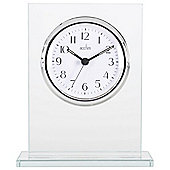 Acctim Glass Mantle Clock