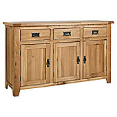 Ametis Westbury Reclaimed Oak Large Sideboard
