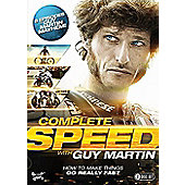 Guy Martin Speed - Complete series DVD
