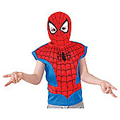 Rubies Classic Spiderman Dress Up- S