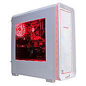 Cube Leopard Gaming PC Core i7 Quad Core with Radeon RX 460 Graphics Card Intel Core i7 Seagate 1Tb 7200RPM Hard Drive Windows 10 AMD Radeon RX 460