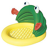 Tesco Fish Baby Shade Paddling Pool