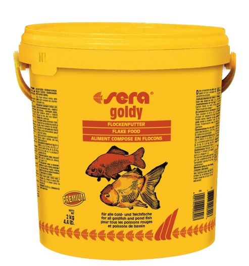 Sera Goldy Fish Food - 2 kg