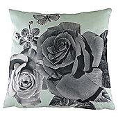 Modern Romance Cushion, Rose Mint