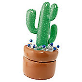 Inflatable Cactus Drinks Cooler