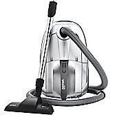 Nilfisk Bravo Bagged Cylinder 3.2L Vacuum Cleaner - Silver
