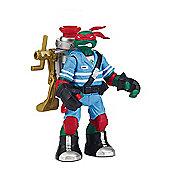 Teenage Mutant Ninja Turtles Mutagen Ooze Tossin' Raph Figure