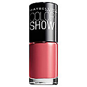 Maybelline Nails Colour Show 342 Coral Craze
