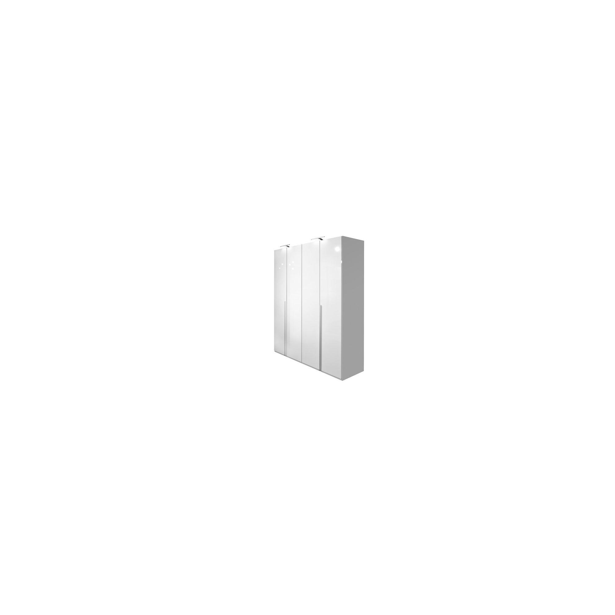 Arte-M King Folding Door Wardrobe at Tesco Direct