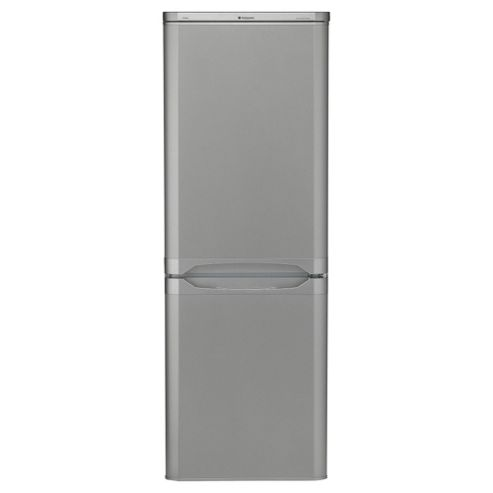 Hotpoint NRFAA50S Fridge Freezer, A+ Energy Rating, Silver, 55cm