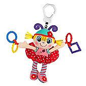 Playgro Activity Friend Lulu Ladybird - Pink