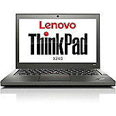 "Lenovo ThinkPad X240 12.5"" 8GB Ram 16GB SSD + 500GB HDD HDD Webcam Wireless"